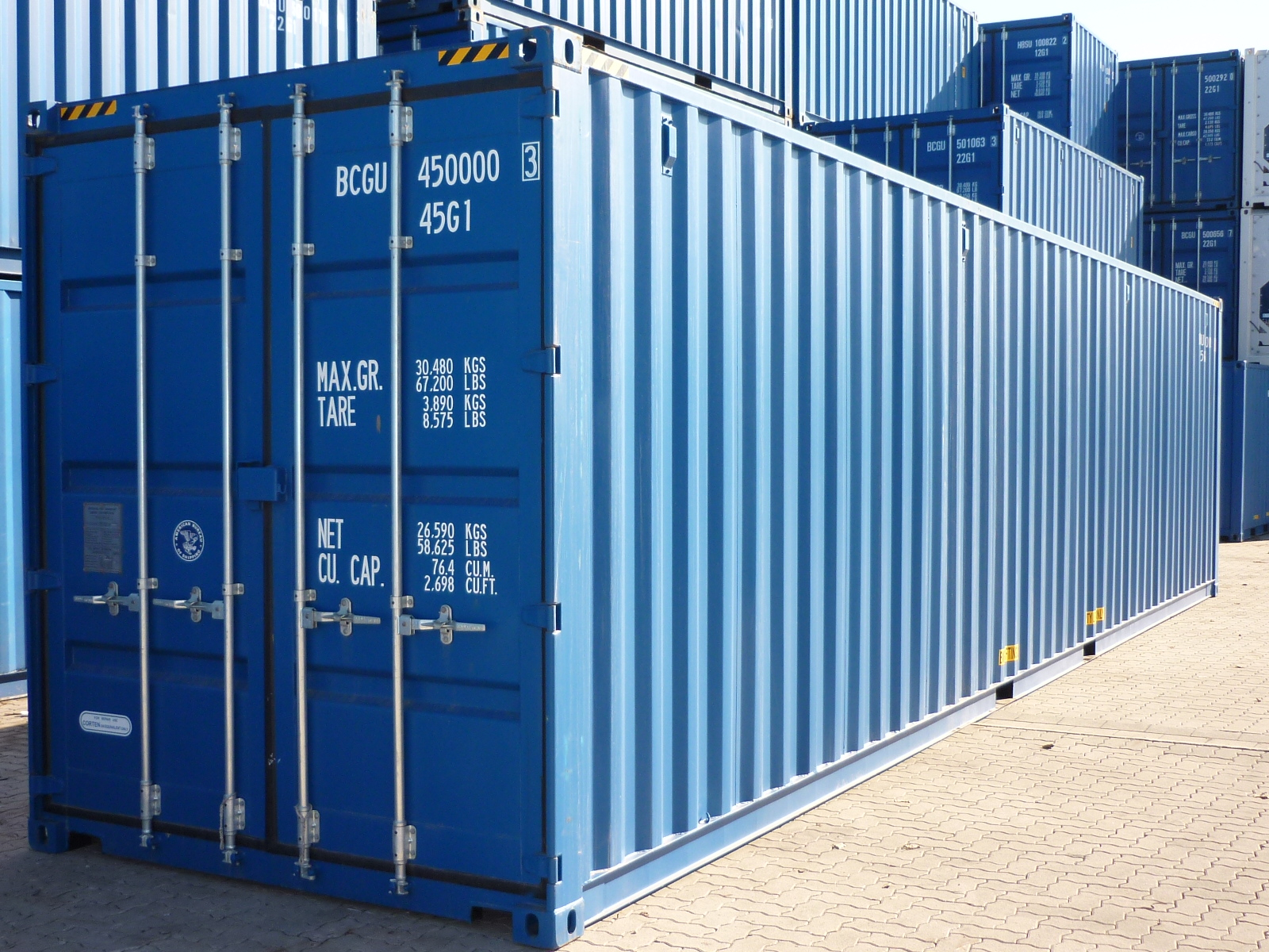 Isar container tracking support for Isar kurier online