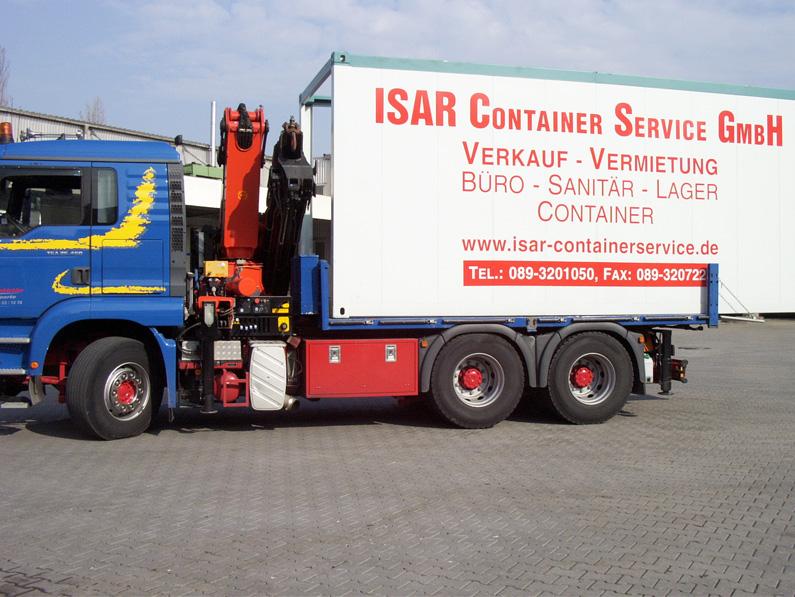 transport logistik isar container m nchen. Black Bedroom Furniture Sets. Home Design Ideas