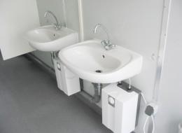 Toilettencontainer München