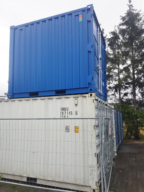 Container gebraucht